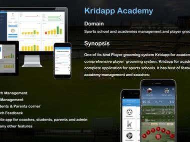 Kridapp Academy