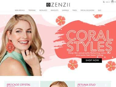Fashion Jewelry - Trendy Fashion Jewelry by ZENZII