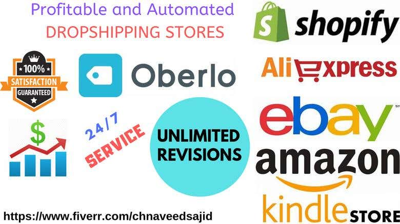 Shopify Automated & Profitable Dropshipping Store | Freelancer