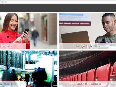 ecomos website
