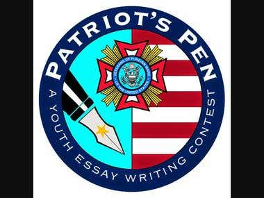 VFW Patriot's Pen Winner (Runner Up)