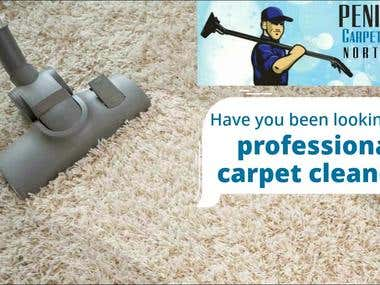 Peninsula Carpet Cleaning Company 30 Second Video Ad