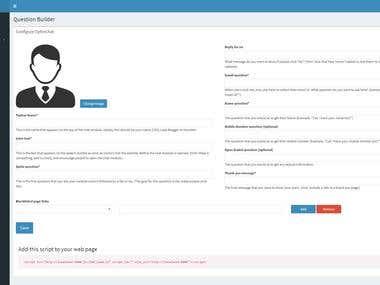 Email Marketing (Laravel, Vue.js)