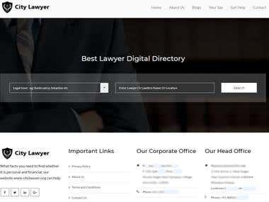 City Lawyer