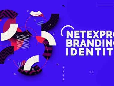 Netexpro Branding Identity