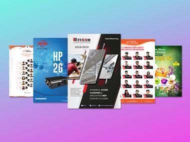 Poster,Flyer design