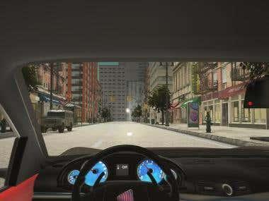 A Unity3D project
