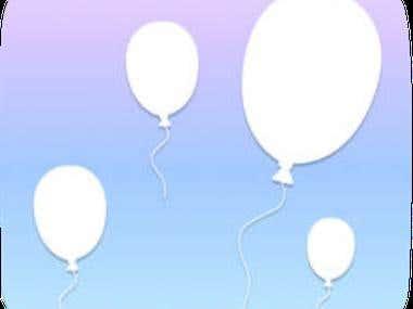 Branded Game - Fiesta Balloon $1,470