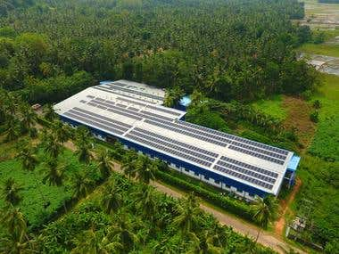 250kWp Solar PV project