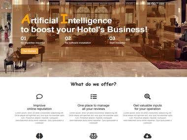 The Great Game of Business - Hotel AI