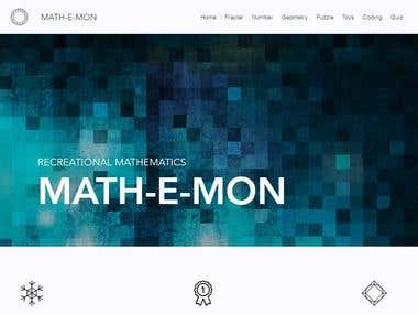 Education Content Website