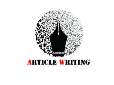 Blog ,Article writer