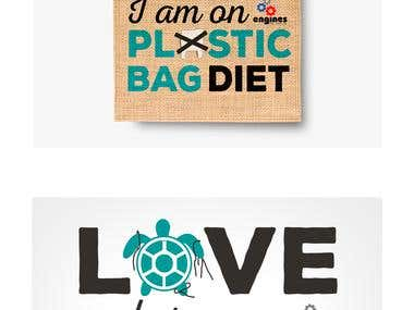 Plastic Bag Diet Campaign