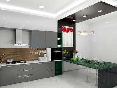 Kitchen Design 03