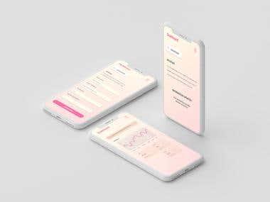app designin and prototypin