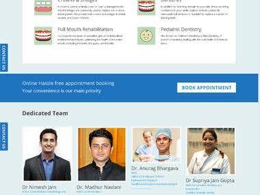 wordpress website preview