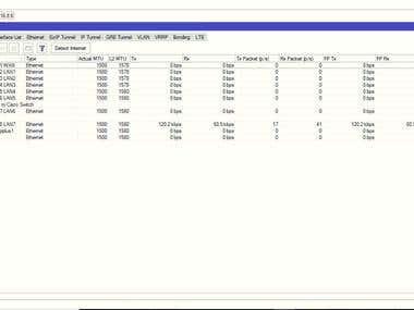 Mikrotik Cloud Core CCR1009-8G-1S-1S+ Setup