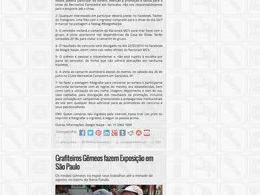 Blog Vidaloka.net