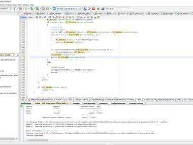 Embedded IDE