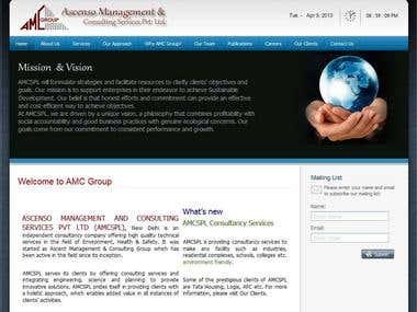 Asp.Net Custom CMS