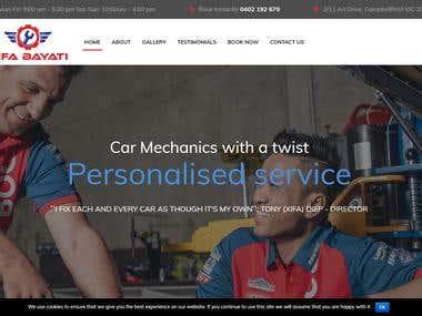 Xifa Bayati - Automotive site