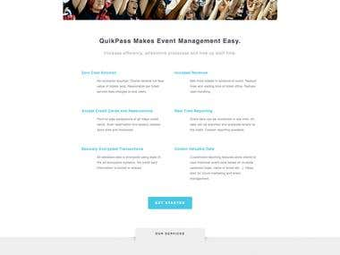 QuikPass - Ruby&Rails