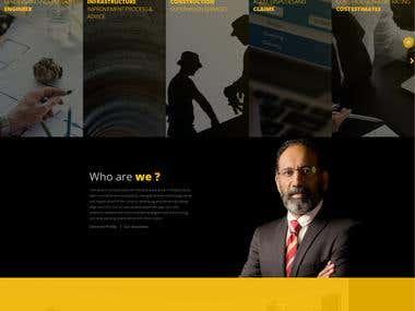 Eka Infra consultants: Brand Identity & Website