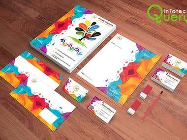 I will create Stationery Design & Mockup Design