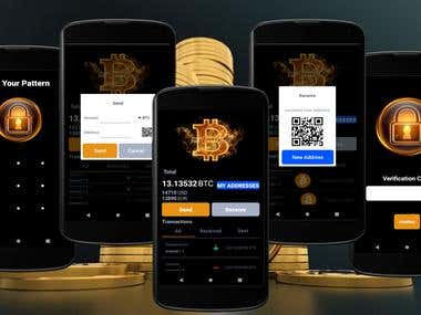 BTC Wallet(Android)