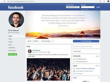 6,000+ Facebook Followers