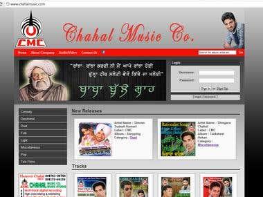 Chahal Music Company