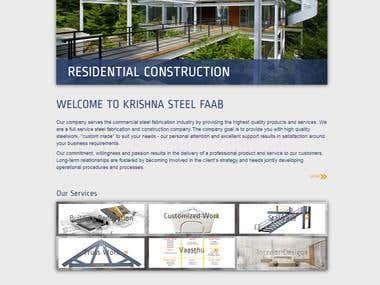 Krishna Steel Faab