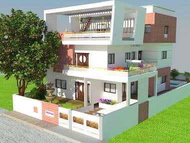 Exterior Design & structure