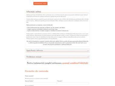 TramEscare   Business Site