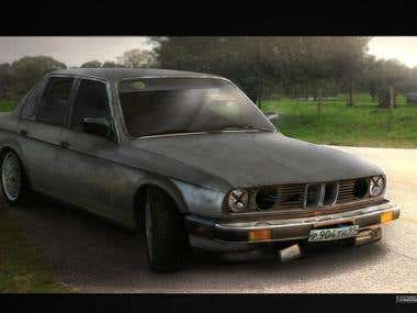 BMW OLD STYLE DESING