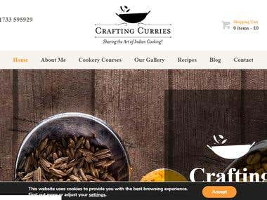 Crafting Curries