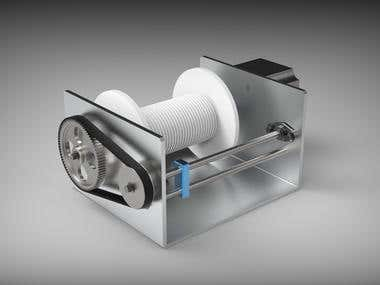 Winch & Spool design