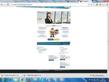 Onlineseogroup is boost traffic at your website