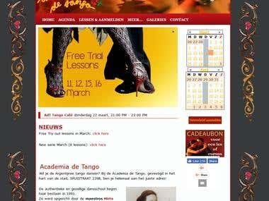 Academia de Tango amsterdam