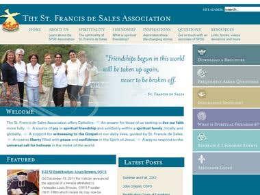 St Francis De Sales Association USA