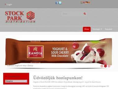 StockPark Distribution