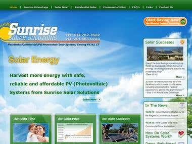 Sunrise Solar LLC