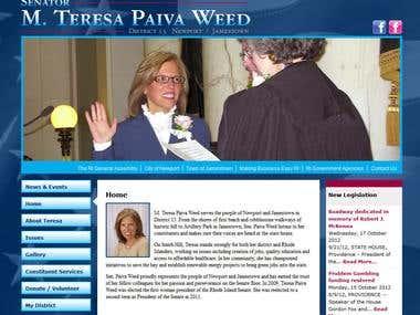 Theresa Paiva Weed