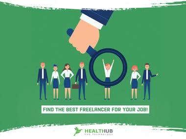Healthub Facebook Ad