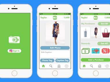 Smash - shopping, donation app