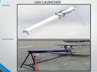 UAV Launcher