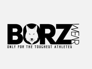 BORZ wear logo