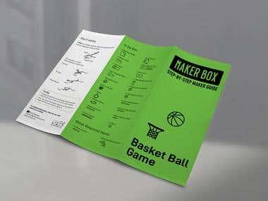 Basketball Game Maker Box(Geek Express)