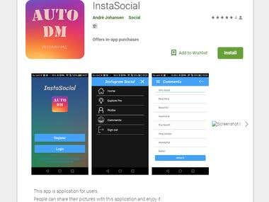 Instagram Bot App Development