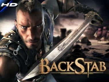 Gameloft Backstab